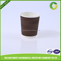 Special Hot Selling Ripple Wall Paper Cups Manufacturer In Uae