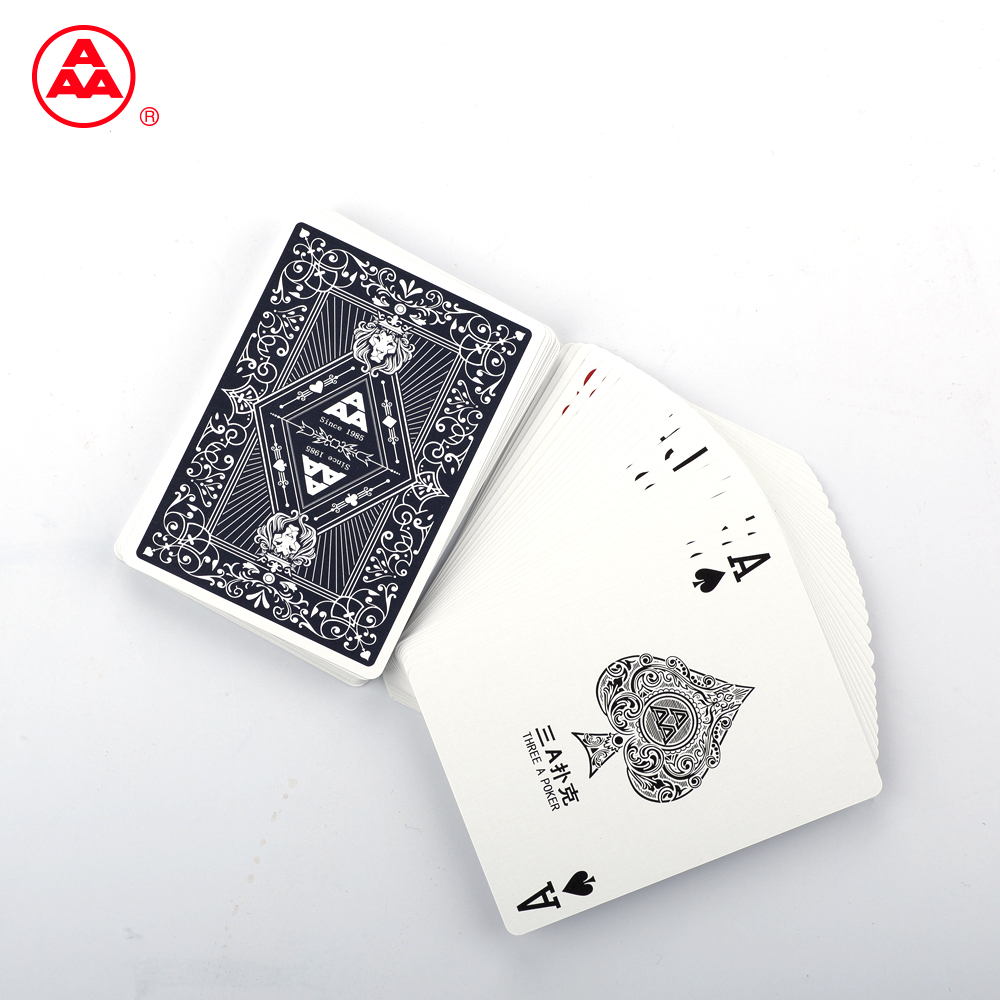 AAA Qeachi No.2  Casino quality playing casino cards