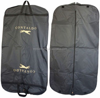 Customized non woven dustproof clothing bags/garment bags