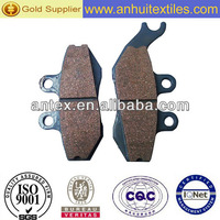 Hot sale motorcycle brake pad for piaggio / motorcycle spare parts