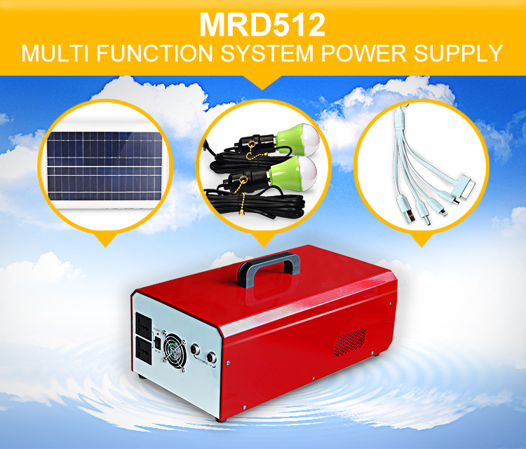 Hot sale solar panel system 1000w with battery