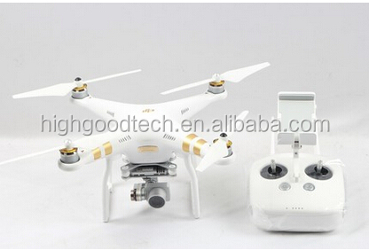 Drone dji phantom 3 Standard 2016 hot drone quadcopter on stock
