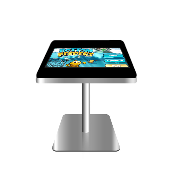 lcd exhibition usb powered touch screen