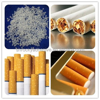 FDA approved cigarette filter tipping EVA hot melt adhesive glue