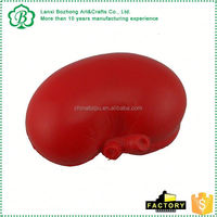 high quality pu stress ball relief squeeze toy