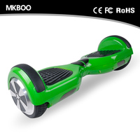 Top quality single wheel smart balance electric scooter/ double pedal foot scooter/ electro skateboard