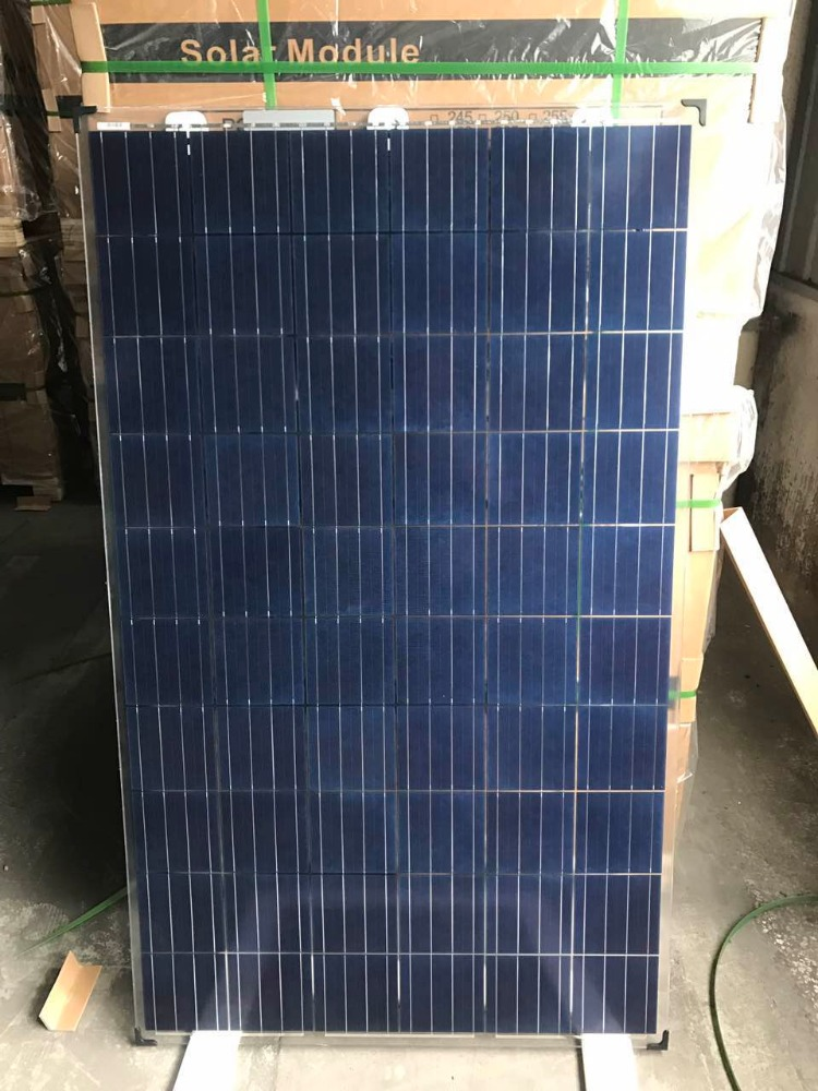 double-glass hareon solar 260W solar panle with factory price