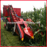 High Quality Small Mini Combine Self-Propelled corn harvester Tractor Mounted Harvest 2 Row 3 Row 0086-18537138115
