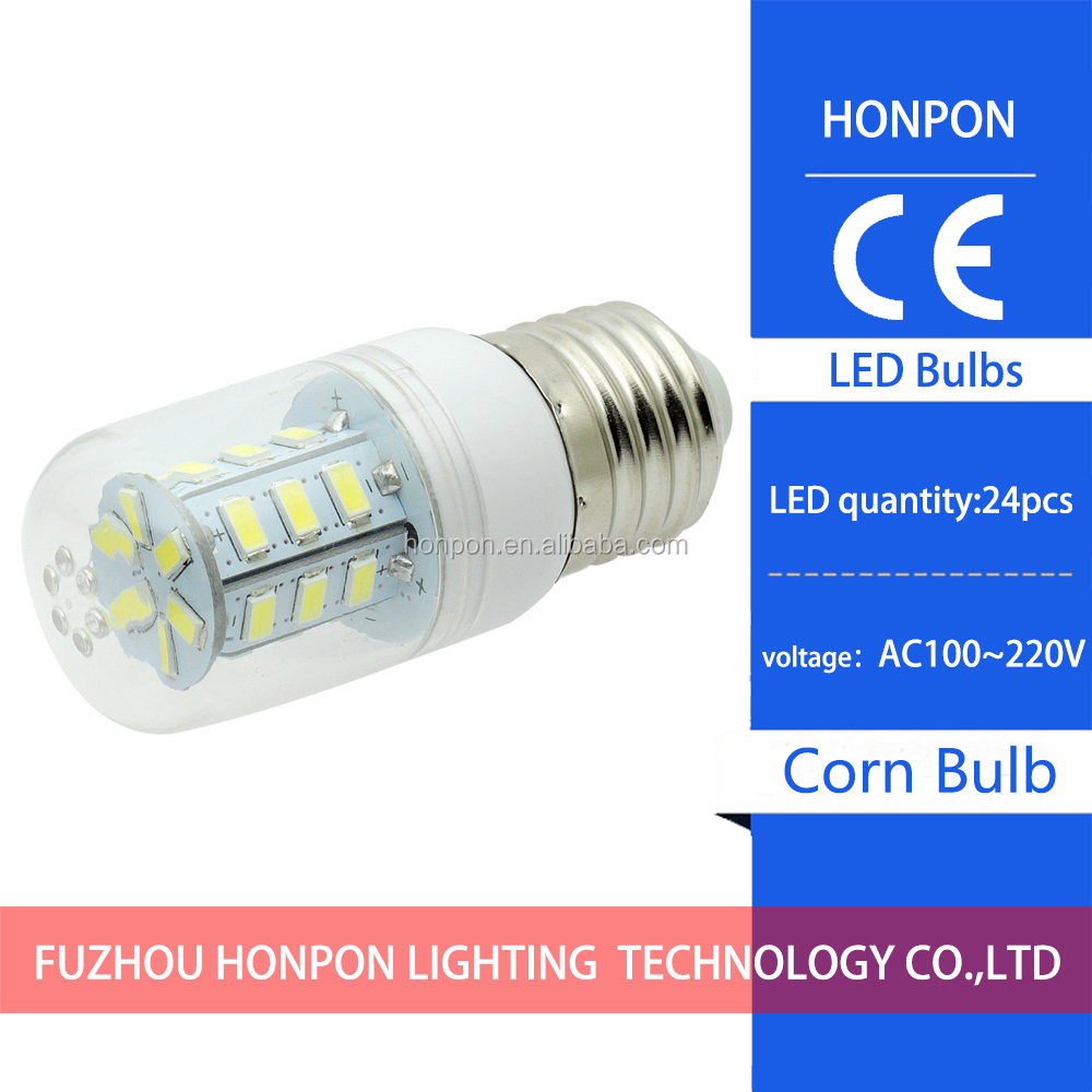 3W 4W G9 SMD 2835 LED Corn light DC 12V / AC 220V LED Bulb