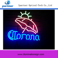 New Designed Neon Sign Material for Corona