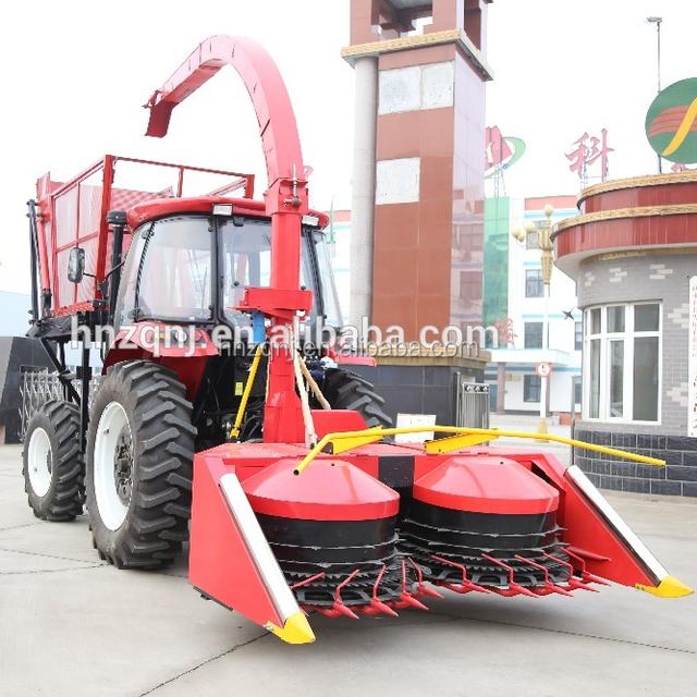 Combine Agricultural Harvester Machine Multi-function forage harvester on sale