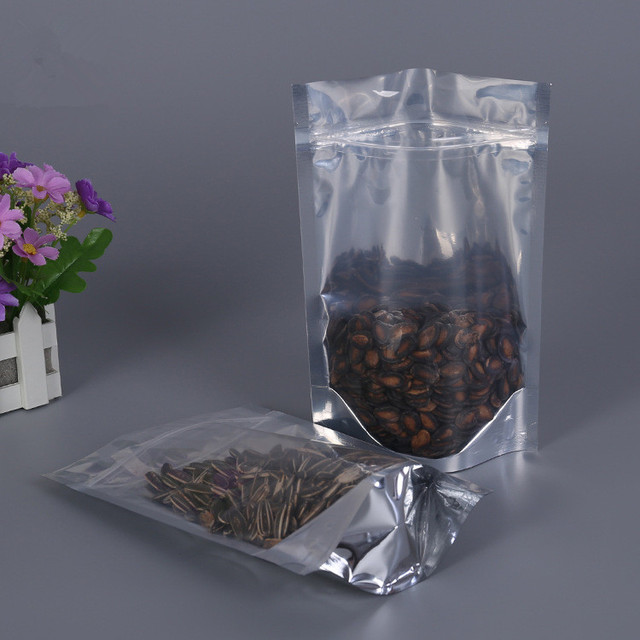 Newest High Quality Collagen Crystal Facial Mask Plastic Packaging Bag