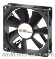 92 x 92mm12v dc brushless ball bearing fan