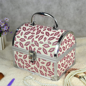 Hot sales Travel essential High capacity 3 pcs for a set Cosmetic case Mobile Professional makeup case