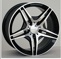 F9334 SUPERIOR CASTING TECHNOLOGY CAR ACCESSORIES ALLOY WHEELS 17 INCH 5X114.3