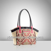 SR-04-New arrival bags 2014 fashion printed handbags,trendy ladies handbags