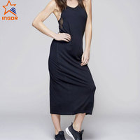 casual daily dresses custom women dress