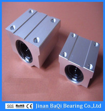 Linear motion ball bearing aluminum prop TBR/SBR series linear bearing