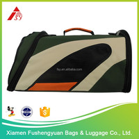 China products high quality 600D polyester dog bag / pet cage
