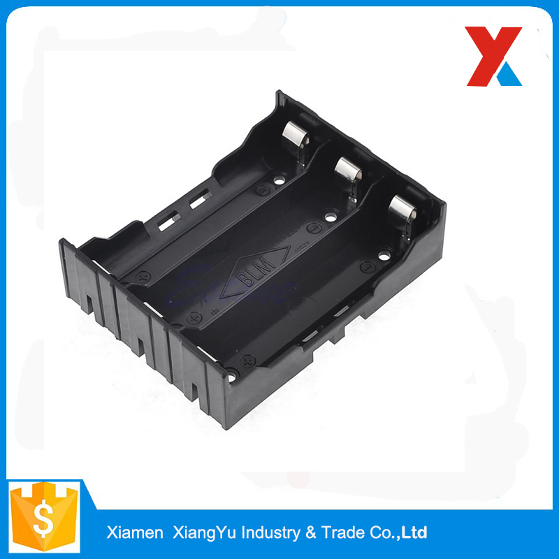 Plastic battery case holder storage box injection mold