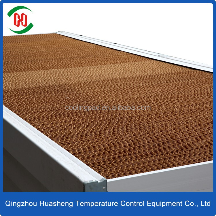 cooling poultry farming equipment cooling pad fan