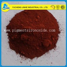 iron oxide Red for Bitumen Synthetic Polvo