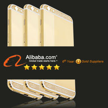 24kt for iphone 4 5 6 6plus gold 24kt back housing cover, for iphone gold 24kt,for iphone 6 housing