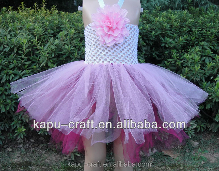 Wholesale baby tutu dress, new model girl dress, birthday dress for girl of 7 years old