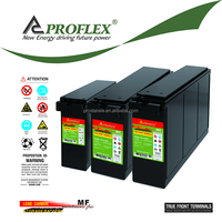 Backup inverter system lead carbon PbC battery