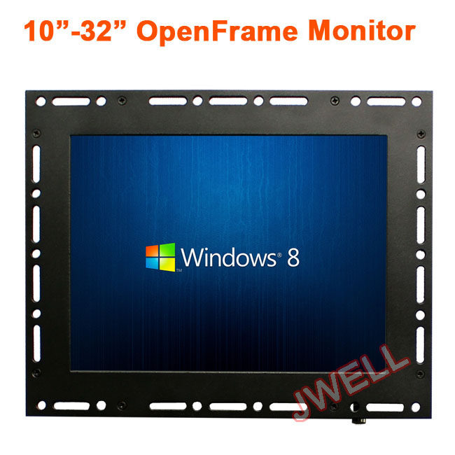 hot sale 10 inch open frame monitor