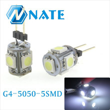 China Supplier Factory Direct Sale Led Lamp G4 Auto Led 5050 Car Lights Led