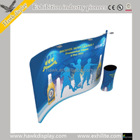 Trade Show Backdrop Stretch Tension Fabric Display