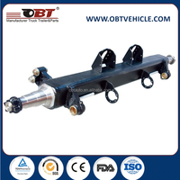 OBT Brand cart wheels and axles