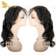 Babil Malaysian Body Wave Pre Plucked 360 Lace Frontal Closure with Baby Hair