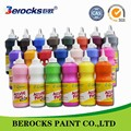 Cgreen acrylic finger paint/ acrylic paint for roofing tile