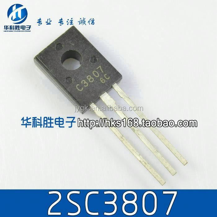 C3807 2SC3807 100% original power transistor--HKSYJ