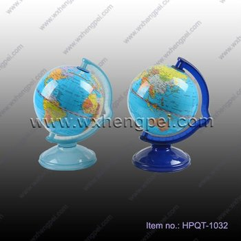 Piggy Bank Money Box. Coin Bank Globe