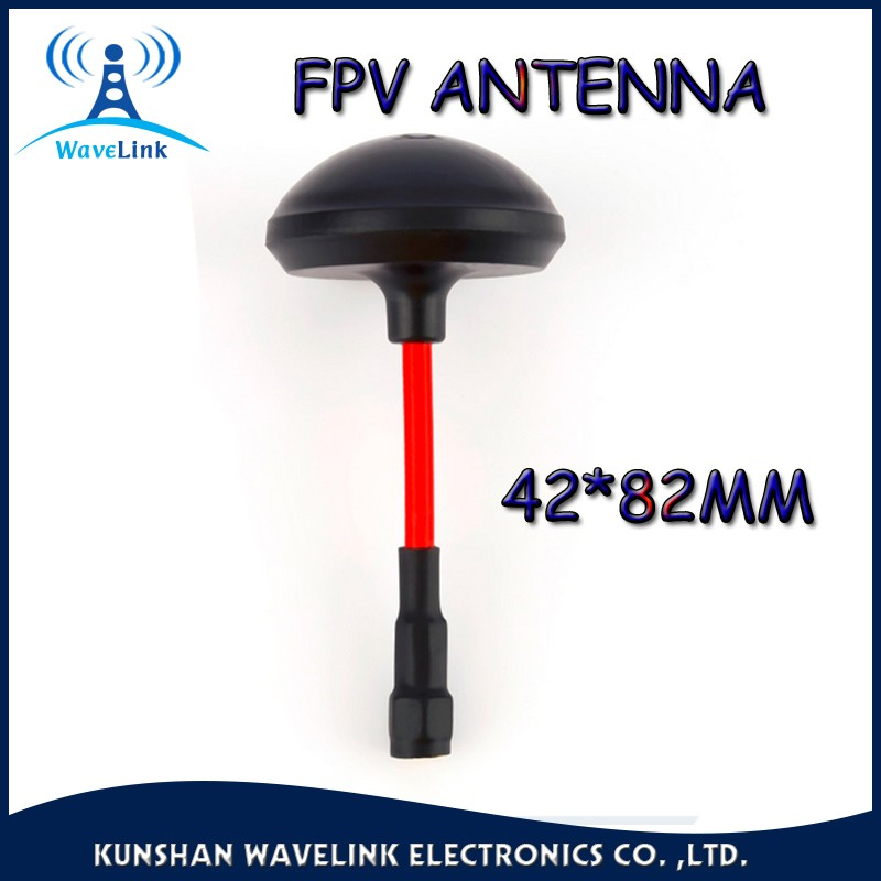 Factory Price 5.8Ghz Circular FPV Antenna 5.8G Mushroom Antenna Transmitter & Receiver