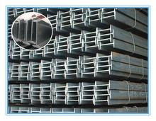 Hot Rolled I Beam ASTM A36 Standard Length Steel