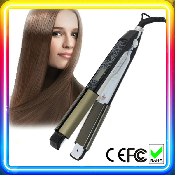 Aluminum Plate Hair Straightener For Hairstyle