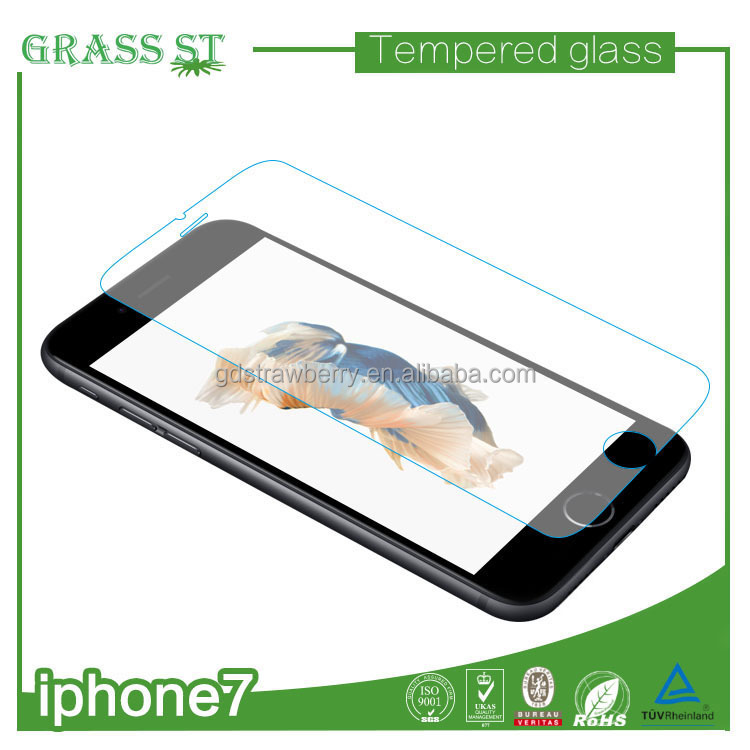 3D Full Cover Smart Touch Tempered Glass Screen Protector