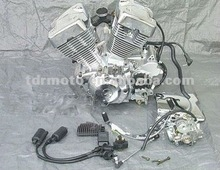 2012 HOT SALE 250cc V-Twin Dirt bike Engine