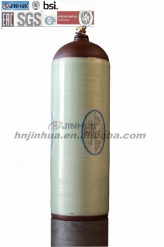CNG-2 Composite Tank For Cars, Hot Sale Composite Material CNG Cylinder