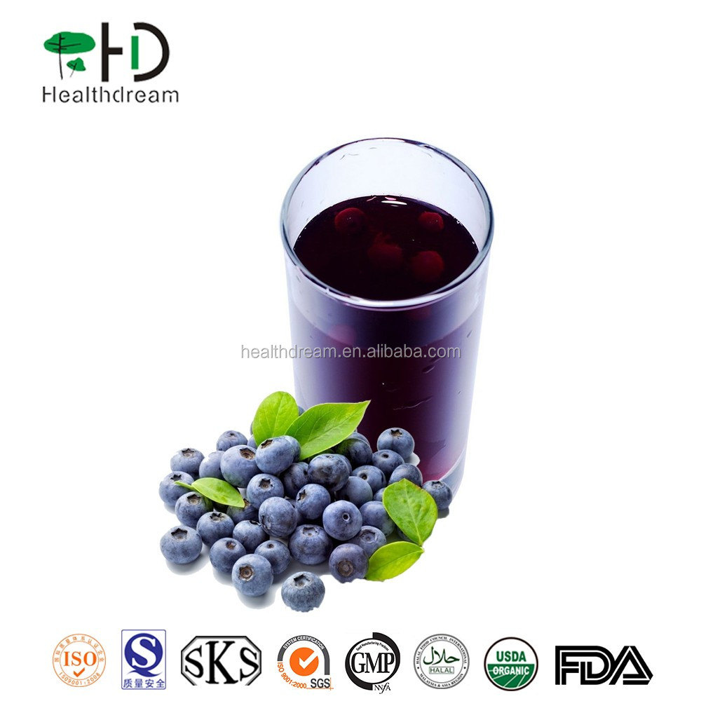 4times/8times Blueberry Concentrate juice ,Blueberry juice Concentrate