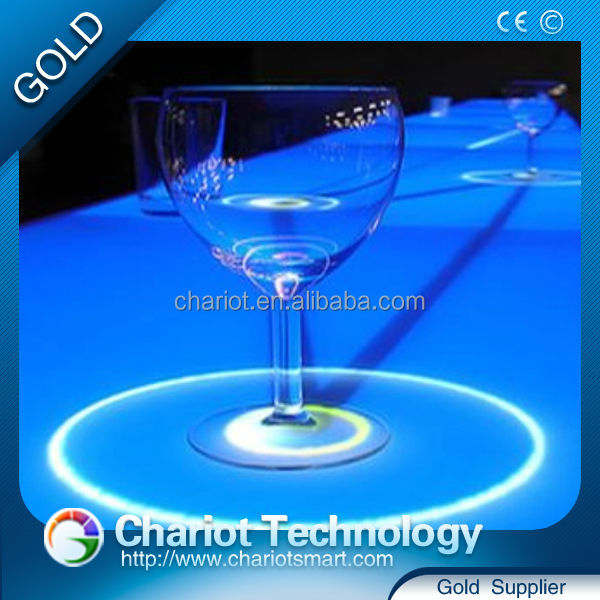 ChariotTech competitive price interactive bar counter for commercial trade