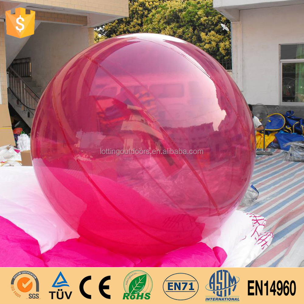 Best Selling Products Recreational Sports Water Zorb Ball Water Roller Ball