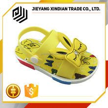 Fashion Style beautiful child cute kids fancy sandals for girls