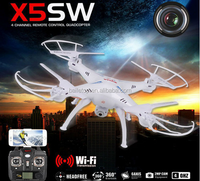 Shenzhen Toys SYMA X5SW Remote Control Drone With WIFI Camera car toys