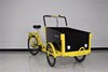 China three wheels cargo bicycle,cargo tricycle with cabin,Cargo Bikes for sale
