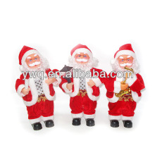 Mini Inflatable Christmas santa sitting inflatable santa outdoor santa